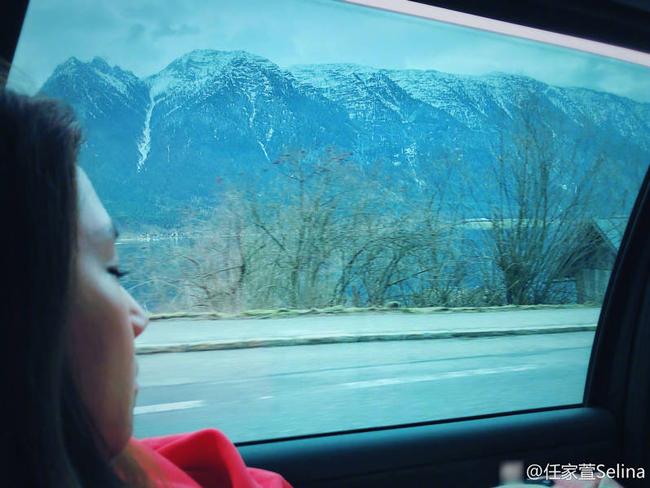Selina của S.H.E khoe ảnh du lịch Áo ngày đầu tháng 3 - 5