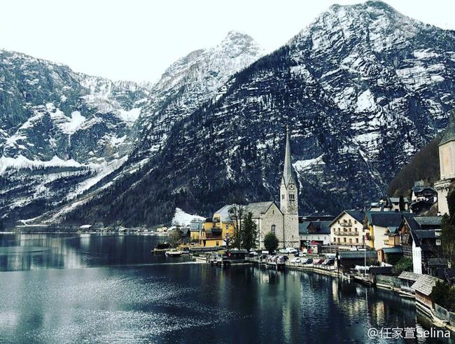 Selina của S.H.E khoe ảnh du lịch Áo ngày đầu tháng 3 - 6