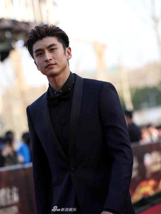Nam diễn viên Trương Văn Long.