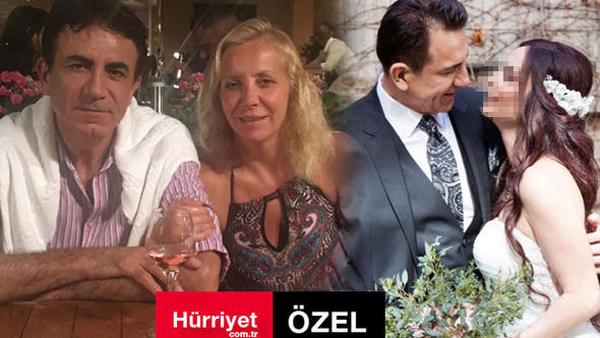 Ông Hayri lừa người vợ gần 30 năm chung sống ly hôn mà không đòi chia tài sản rồi cưới cô bồ nhí mà ông ta đã bí mật cặp kè 5 năm. Ảnh:Ahval