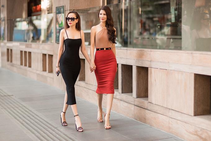 Dương Yến Ngọc và Thanh Hoài từng là những người mẫu nổi danh trên sàn diễn những năm đầu thập niên 2000. Hiện Dương Yến Ngọc giải nghệ, chuyển hướng sang kinh doanh về lĩnh vực làm đẹp còn Thanh Hoài vẫn thỉnh thoảng xuất hiện ở một số show diễn tại TP HCM.