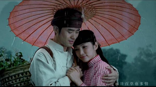 Nhậm Tuyền và Lý Băng Băng từng nhiều lần thành đôi trên màn ảnh.