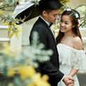 Bộ ảnh cưới được chụp sau 842 ngày chàng hứa thay đổi vì nàng