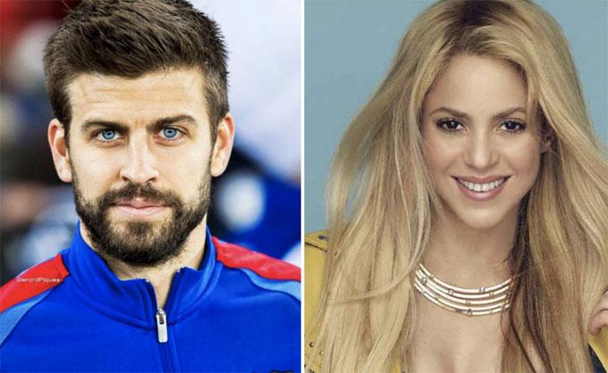 Cặp đôi Pique và Shakira đều đầu tư nhiều lĩnh vực đểkiếm tiền. Ảnh: NS.