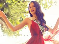 Hoa hậu Hương Giang: Bố mẹ xót khi thấy tôi quá gầy khi đăng quang  - 2