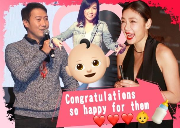 Vợ cũ Lê Minh công khai chúc mừng chồng cũ sắp lên chức cha.