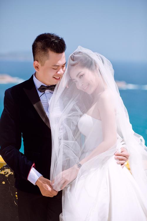 Ảnh cưới ở biển Nha Trang của đôi tiên đồng, ngọc nữ tuyển bida - 5