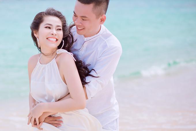 Ảnh cưới ở biển Nha Trang của đôi tiên đồng, ngọc nữ tuyển bida - 13