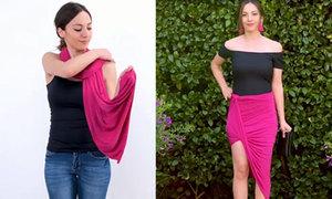 3 cách đơn giản 'hô biến' đồ cũ thành quần áo mới