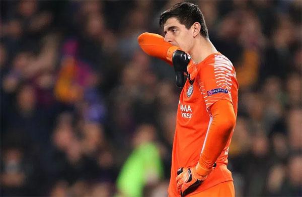 Thủ môn Chelsea thành trò cười vì hai lần bị Messi xâu kim - 9