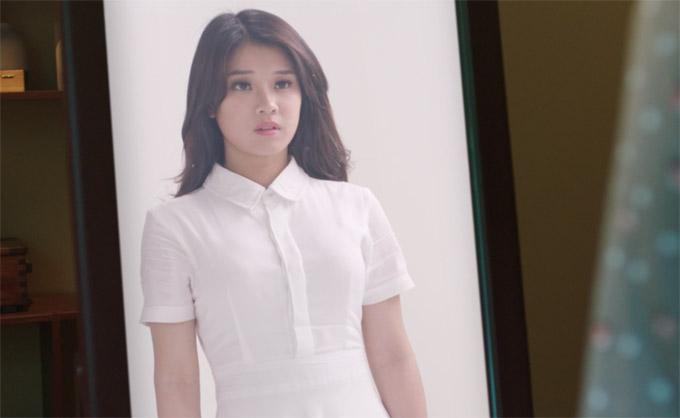 Hoàng Yến Chibi tiếc nuối mối tình đầu trong MV Nụ hôn đánh rơi - 7