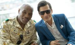 Mike Tyson vào vai 'soái ca', đối đầu Trần Bảo Sơn trong phim mới