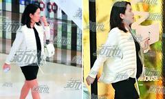 Người tình bí mật của Lê Minh một mình 'bế bụng bầu' đi sắm đồ sơ sinh