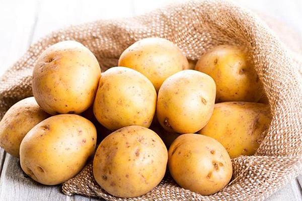khoai tây còn có chứa nhiều vitamin A, B và C rất có lợi cho tóc.
