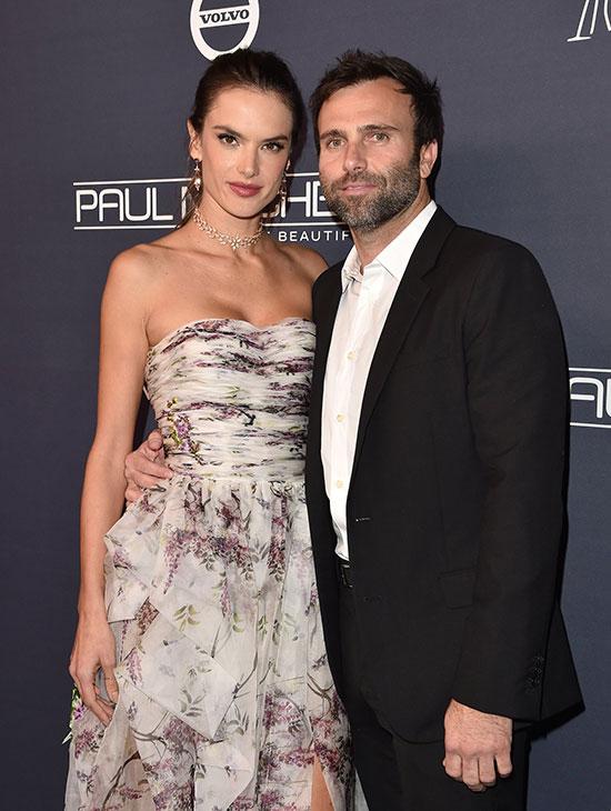 Alessandra Ambrosio và chồng chưa cưới Jamie Mazur đã hủy hôn ước.
