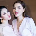 Kỳ Duyên và bạn bè thân dự sinh nhật của Jolie Nguyễn