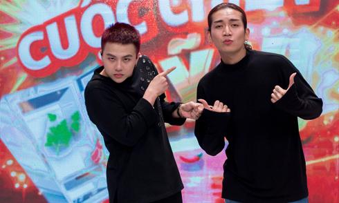 """Duy Khánh, BB Trần """"đá xéo"""" ngoại hình của nhau trên truyền hình"""