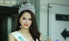 Hoa hậu Hương Giang: 'Bố mẹ xót khi thấy tôi quá gầy lúc đăng quang'