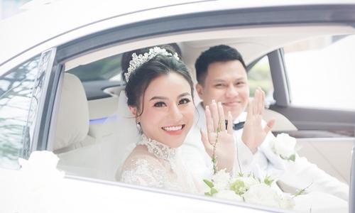 Huyền Dung The Voice gác sự nghiệp theo chồng