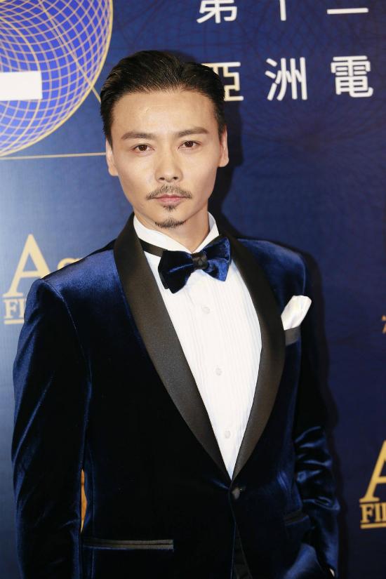 Tài tử Trương Tấn, chồng của Thái Thiếu Phân