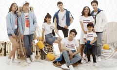 Couple TX hợp tác cùng Pepsi ra mắt BST dành cho giới trẻ