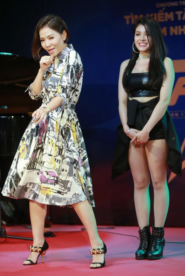 Cô rời ghế nóng, lên sân khấu thị phạm cho học trò. Từ 3000 thí sinh đăng ký dự thi, có gần 50 giọng ca lọt vào vòng Audition, trong đó có diễn viên Hạ Vi và người mẫu Thiên Nga The Face. Thu Minh hy vọng tìm được những nhân tố xứng đáng để đưa sang Hàn Quốc đào tạo thành ca sĩ chuyên nghiệp.