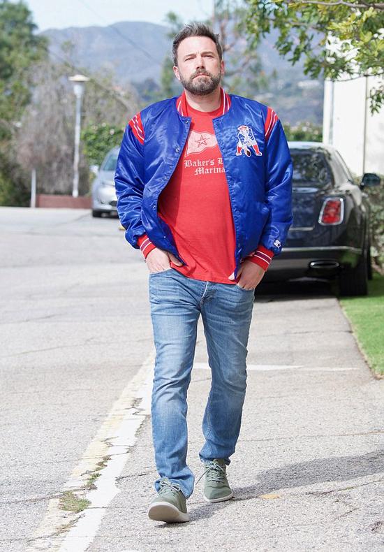 Ben hiện sống cùng nhà sản xuất chương trình truyền hình Lindsay Shookus tại biệt thự ở Los Angeles, không xa nhà vợ cũ và các con. Anh và Lindsay công khai mối quan hệ tình cảm từ hè năm ngoái.