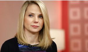 Con đường sự nghiệp của cựu CEO Yahoo xinh đẹp