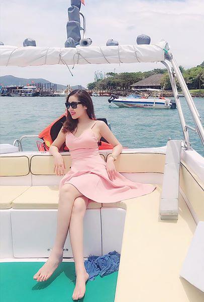 Chị Trang khẳng định nhiều hình ảnh cá nhân của mình đã bị kẻ xấu lấy lại rồi đăng kèm nội dung xuyên tạc.