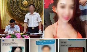 Phó bí thư Thanh Hóa bị tung tin đồn có 'bồ nhí'
