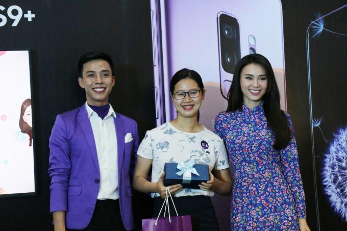 Ninh Dương Lan Ngọc chia sẻ những tính năng nổi bật của Galaxy S9 - 3