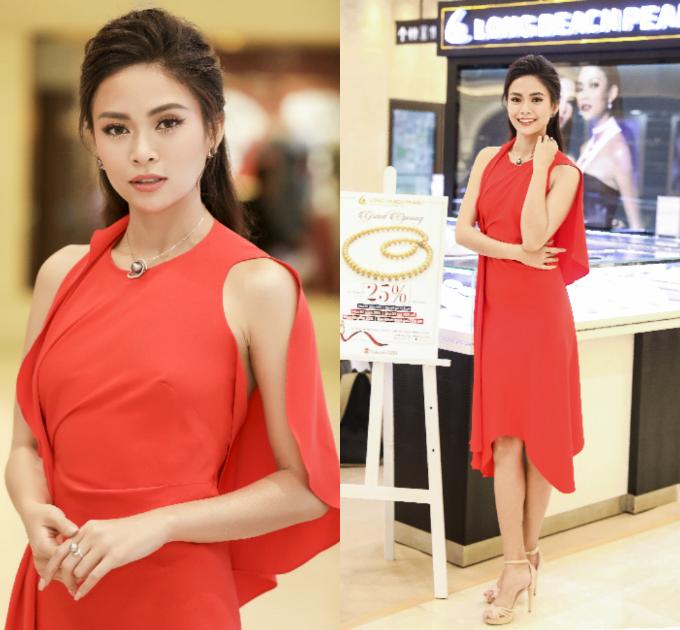 Hoa hậu H Hen Niê kiêu sa với trang sức ngọc trai - 8