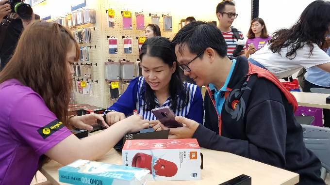 Ninh Dương Lan Ngọc chia sẻ những tính năng nổi bật của Galaxy S9 - 4