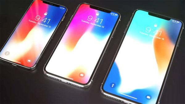 Apple đặt lượng màn hình khủng để sản xuất iPhone năm 2018