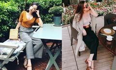 Học sao Việt phối đồ đẹp cùng hai mẫu phụ kiện 'ăn khách' mùa hè