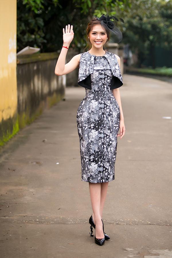 Tường Linh nói, cô háo hức được tham dự lễ hội, lắng nghe và tìm hiểu về những nét văn hóa đặc trưng của nước Nhật.
