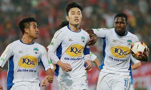 Siêu phẩm của Xuân Trường dẫn đầu top 5 bàn thắng đẹp vòng hai V-League