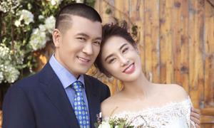 Huỳnh Thánh Y lần đầu chụp ảnh cưới với chồng đại gia sau 10 năm chịu tiếng 'vợ lẽ'