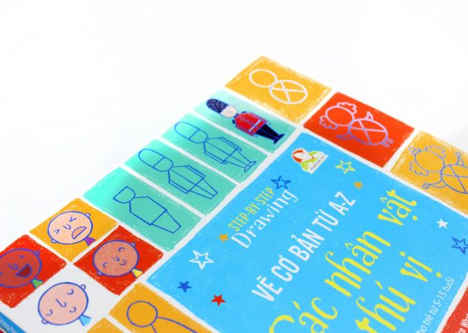Những cuốn sách giúp trẻ phát triển đa giác quan - 2