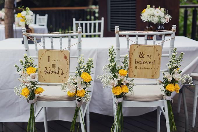 Gặp nhau khi là sinh viên của Trường Bách khoa Temasek 11 năm trước, Andrew và Samatha là thành viên của một nhóm nghiên cứu. Họ đã có thời gian dài ở bên nhau, hỗ trợ nhau cả về cuộc sống và công việc. Sau 9 năm hò hẹn, Andrew và Samatha quyết định tổ chức lễ cưới.