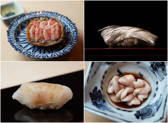 Đầu bếp sushi ở Nhật Bản mất 17 tiếng để chế biến một con cá - 1