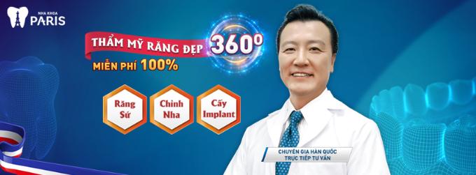 Nha khoa Paris hợp tác với bệnh viện thẩm mỹ Kangnam trong phẫu thuật chỉnh hô móm - 3