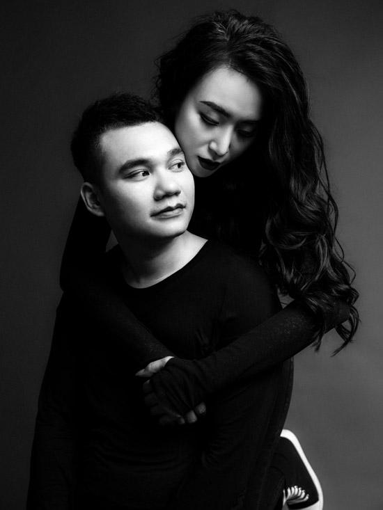 Vợ chồng Khắc Việt khoe ảnh cưới trước ngày về chung nhà - 3
