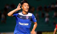 Mạc Hồng Quân lập công, Than Quảng Ninh chiếm ngôi đầu V-League