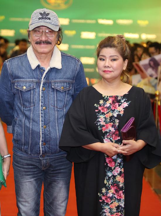 Nhạc sĩ Nguyễn Cường và NSND Thanh Hoa.