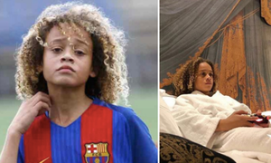 Thần đồng tuổi teen Barca 'thích chuyền bóng hơn ghi bàn'