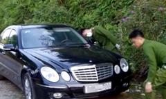 Bình gas xả hết khí trong xe Mercedes có ba người tử vong