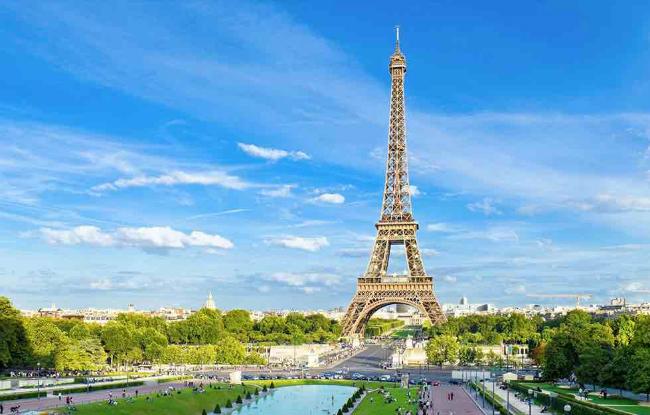 Paris luôn đứng đầu danh sách này trong nhiều năm.