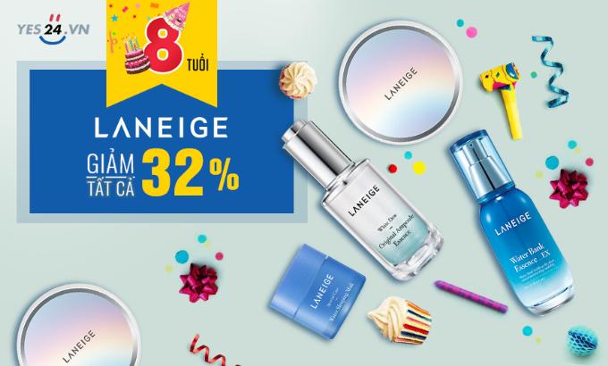 Đợt giảm giá này có sự tham gia của hơn 200 nhãn hàng lớn như: Laneige, Skinfood, Hnoss, Cosmo, Supor, Luminarc với hơn 2.000 sản phẩm giảm trên 50%.
