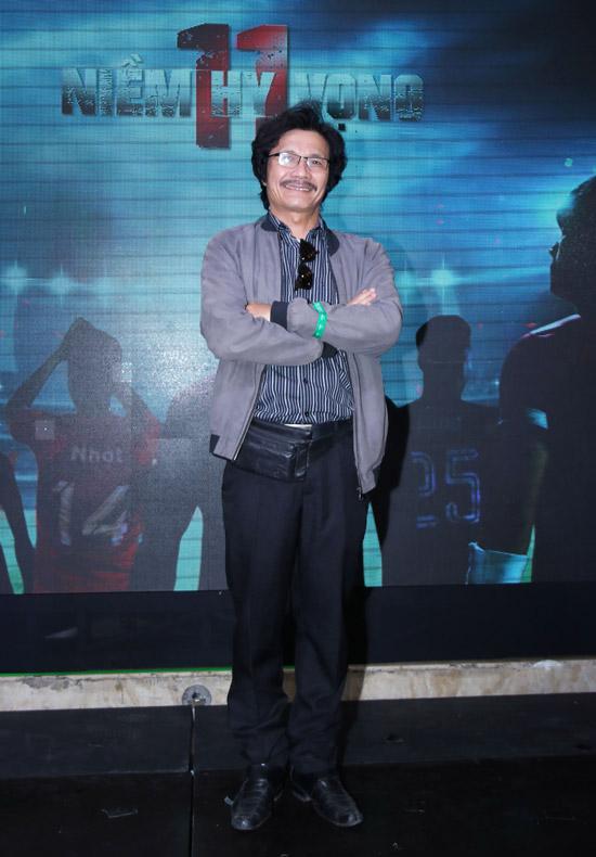 Nghệ sĩ Công Ninh vào vai ba của Phong (Nhan Phúc Vinh).